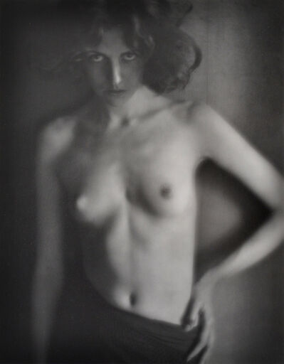 Edward Weston, 'Nude', 1918