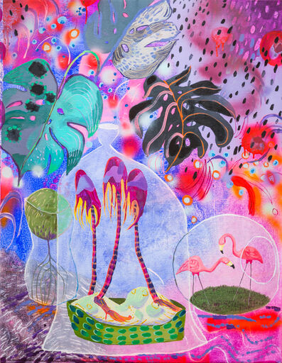 Melanie Daniel, 'Tropical Delight', 2018
