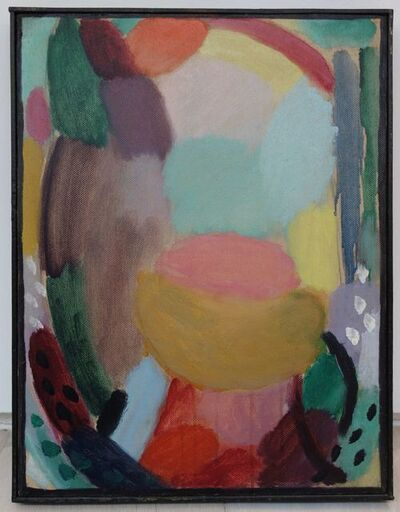 Alexej von Jawlensky, 'Variation. One of a series of four variations of the four seasons', ca. 1916
