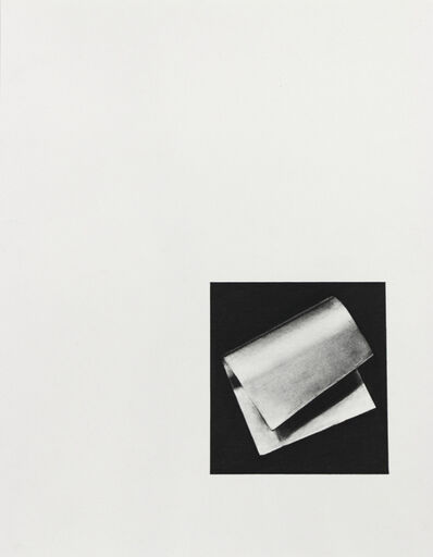 """Sean Micka, '• Silver, 1978, Engelhard Minerals & Chemicals Corporation, Iselin New Jersey, w. 6"""" (152 mm); wt. 2 oz, 15 dwt. (85 gm); Silver In American Life: Selections from the Mabel Brady Garvan and Other Collections at Yale University, 1979.', 2018"""