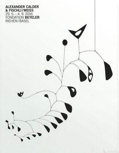 Alexander Calder, 'The S-Shaped Vine', 2016