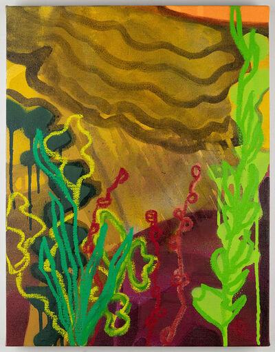 Rachelle Krieger, 'Nocturnal Weeds', 2020