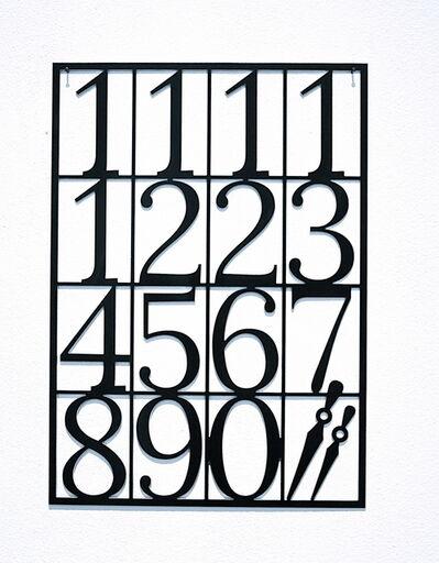 Markus Hofer, 'The Elements of Time', 2018