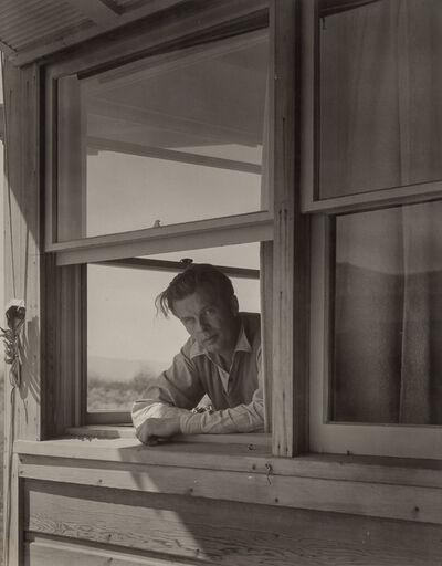 George Platt Lynes, '[Aldous Huxley]', 1946
