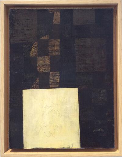 Christopher Engel, 'White Square', 1999