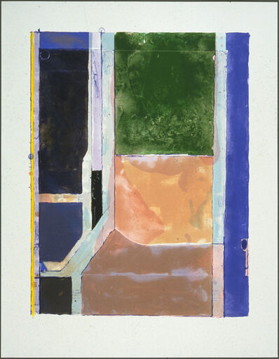 Richard Diebenkorn, 'Twelve', 1984