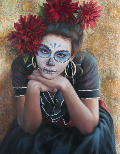 Christina Ramos, 'Muerte En Oro', 2017