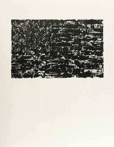 Jasper Johns, 'Flag I, II & III', 1986