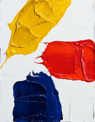 Aude Herledan, 'Vibrato 6', 2018