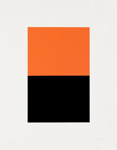 Ellsworth Kelly, 'Untitled', 1972
