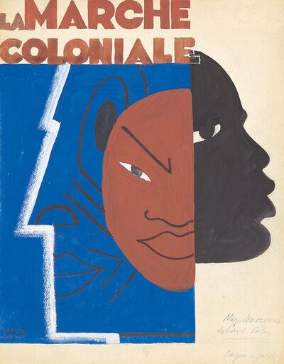 Paul Colin, 'La Marche Coloniale : Maquette.', ca. 1931