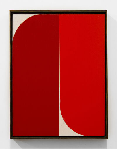 Johnny Abrahams, 'Untitled (Red #4)', 2019