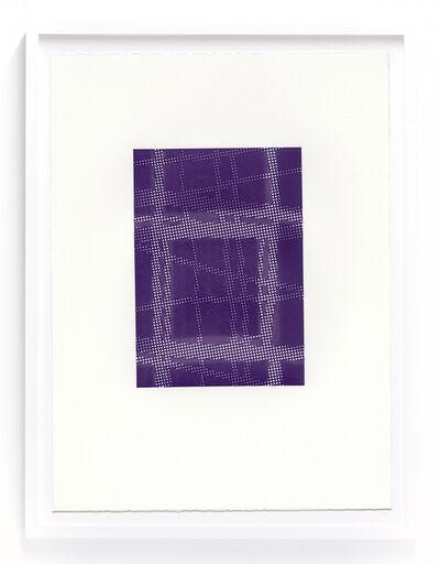 Graham McDougal, 'Purple 2', 2015