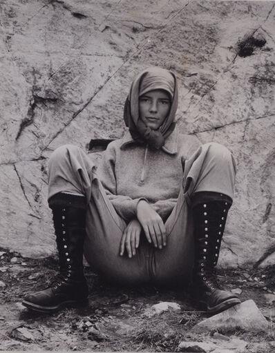 Edward Weston, 'Charis, Lake Ediza', 1937