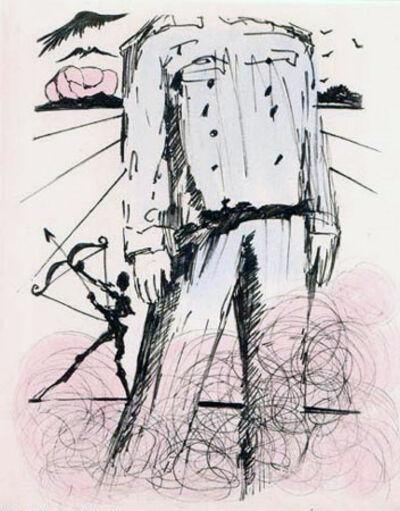 Salvador Dalí, 'Le Buste de Mao (The Bust of Mao)', 1967
