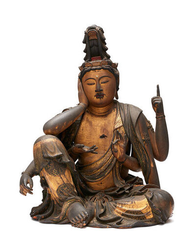 'Nyoirin Kannon', Early 14th century