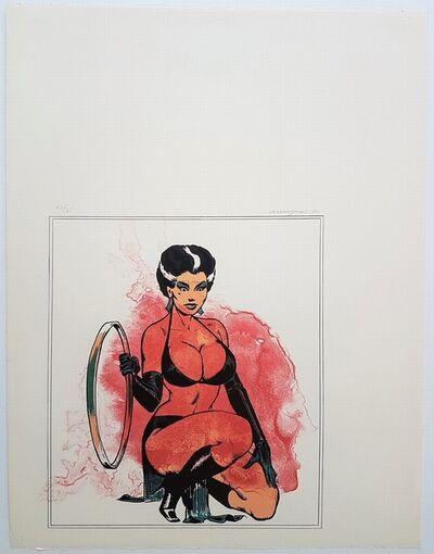 Allen Jones, 'Woman Splash', 1970