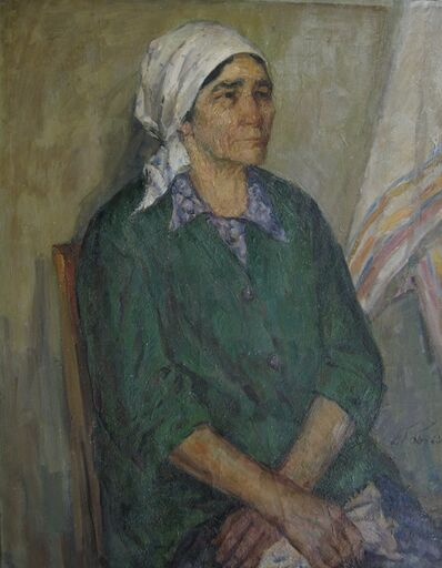 Aleksey Dmitrievich Potapov, 'Aunt Dasha', 1972