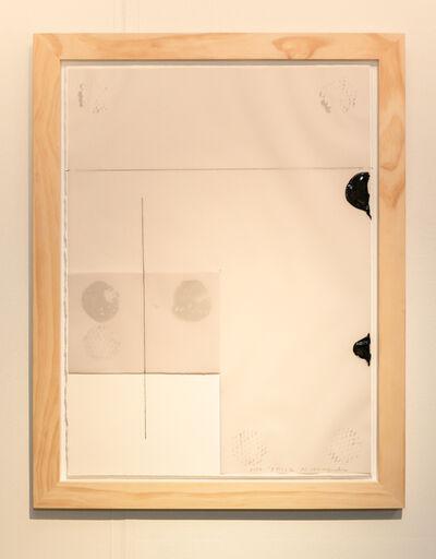 Noriyuki Haraguchi, 'Work on Paper 2 Gesture', 2019