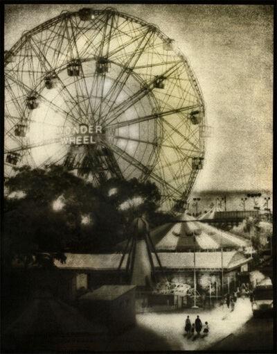 Peter Liepke, 'Visiting the Wonder Wheel', 2013