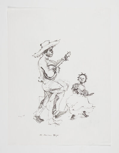 Kara Walker, 'Untitled', 1996
