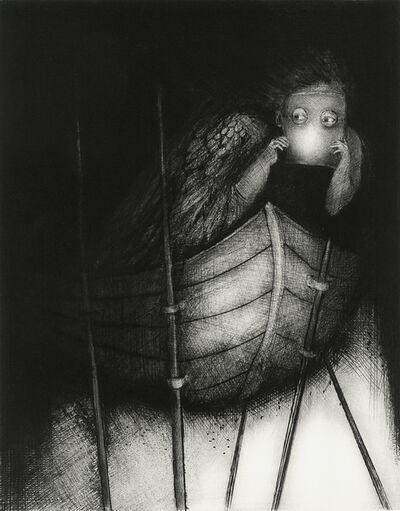 Ana Maria Pacheco, 'Terra Ignota 1-10', 1994