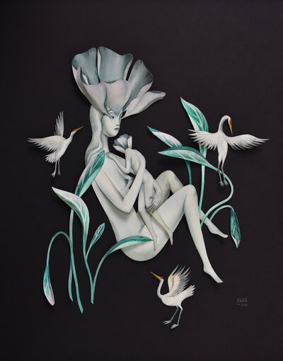 Andrea Wan, 'New Bloom', 2019