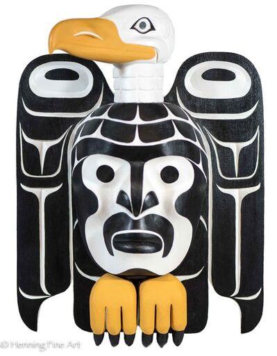Gary Peterson, 'Eagle Mask', ca. 2010
