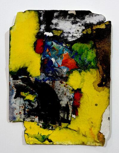 Mansour El Habre, 'Yellow Light, Grey Morning', 2021