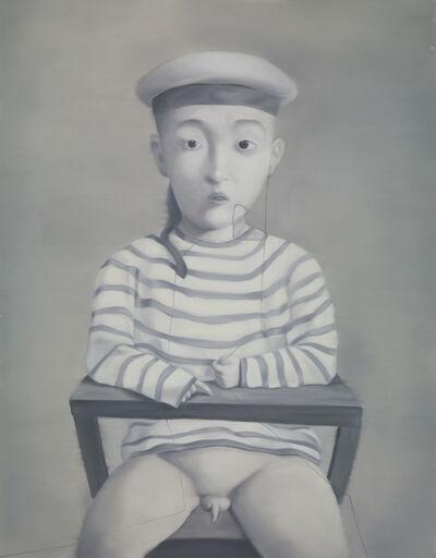 Gabriele Di Matteo, 'Gabriele Di Matteo after  Zhang Xiaogang', 2009