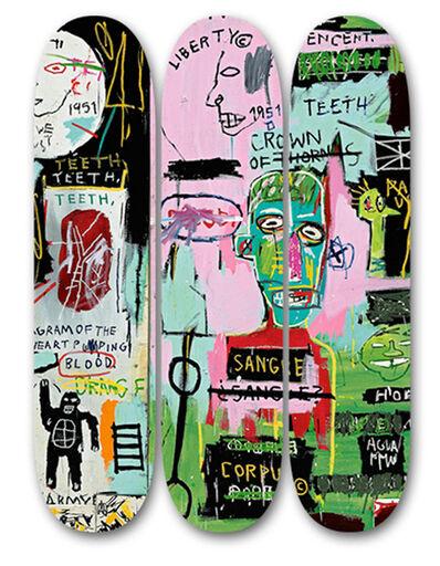 Jean-Michel Basquiat, 'In Italian', 2014