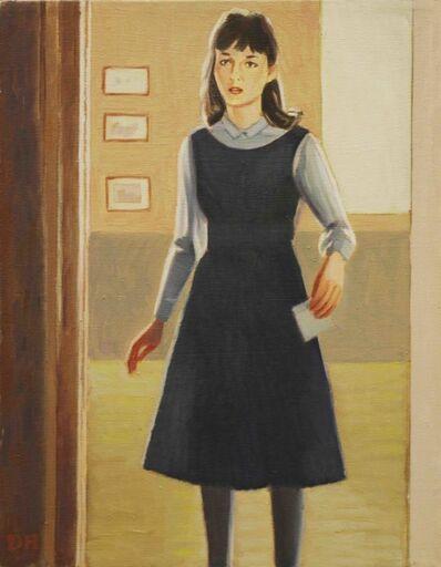 Duncan Hannah, 'Gamine', 2010