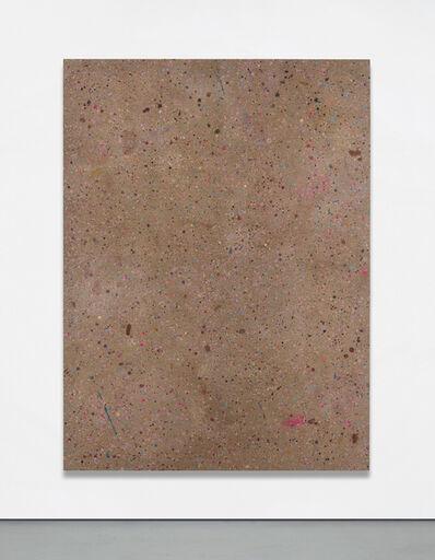 Fredrik Værslev, 'Untitled (Terrazzo)', 2010