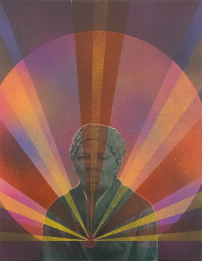 Rico Gatson, 'Harriet Tubman', 2018