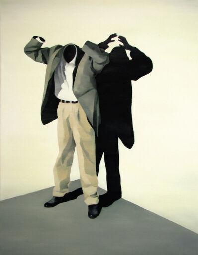 Nguyen Thai Tuan, 'Black Painting No.68', 2008