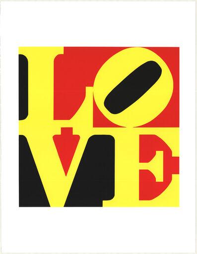 Robert Indiana, 'Die Deutsche Liebe (The German Love)', 1997