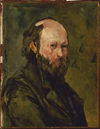 Paul Cézanne, 'Self-Portrait', 1878-1880
