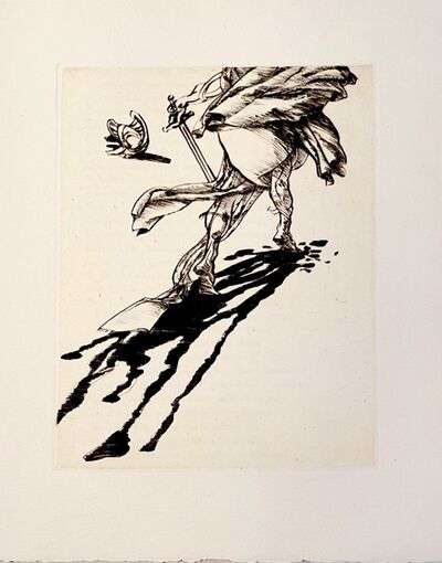 Claude Weisbuch, 'Horace', 1995