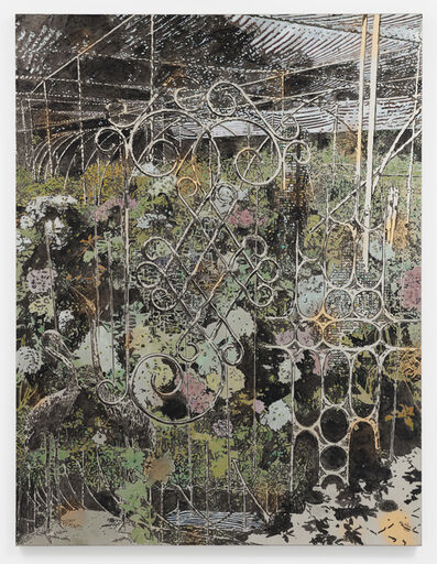 Stefan Kürten, 'Secret garden', 2008
