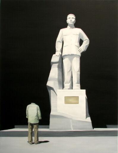 Nguyen Thai Tuan, 'Black Painting No.57', 2008