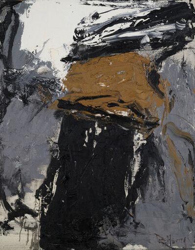 Huang Rui, 'White, Grey, Yellow, Black', 1989-1990