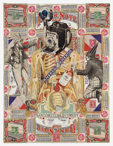 Felipe Jesus Consalvos, 'Phantom Tube Comedy', ca. 1920–1950