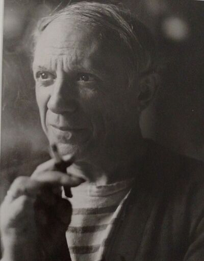 Robert Capa, 'Picasso', 1948
