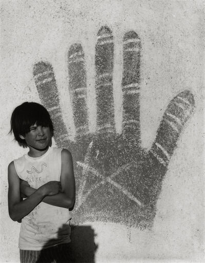 Danny Lyon, 'Johnnie Sanchez as a Boy, Bernalillo, NM.', 1973
