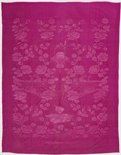 'Magenta quilt cover ', 1968-1969