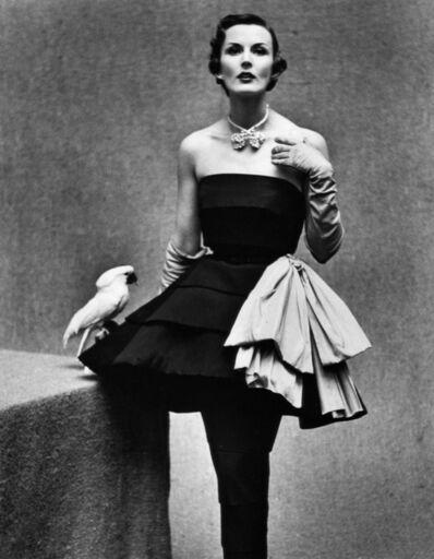 Gordon Parks, 'Jackie Stoloff Wearing Paris Fashions, Paris, France (29.005)', 1950
