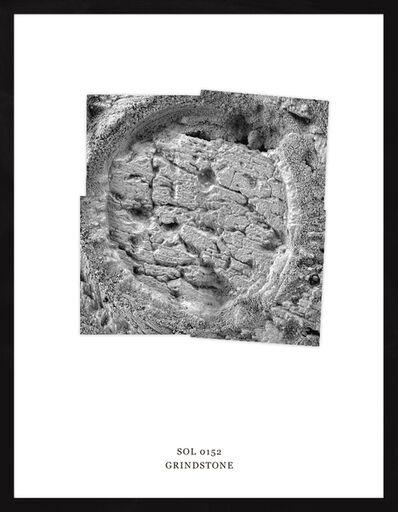 Ege Kanar, 'SOL 0152 GRINDSTONE', 2019