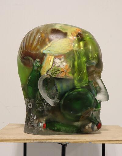 Richard Dupont, 'Verdant Head', 2020
