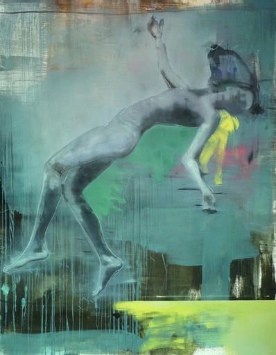 Simon Nelke, 'Schwebende', 2016