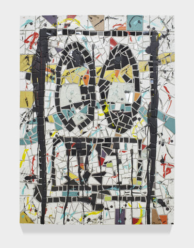 Rashid Johnson, 'Untitled Broken Men', 2019